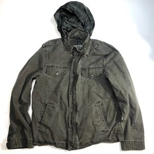 Levi's Field Jacket Stowaway Hood